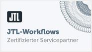 JTL Workflows Zertifizierter Servicepartner